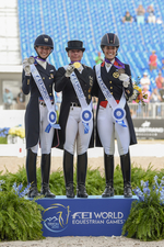 Laura Graves US Dressage Silver photo by Allen MacMillan KSR1842