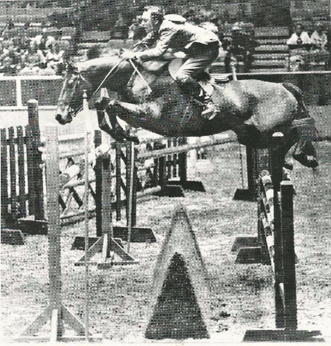 Bucky Reynolds winning the GP at the National H.S on Steves oppet in 1969