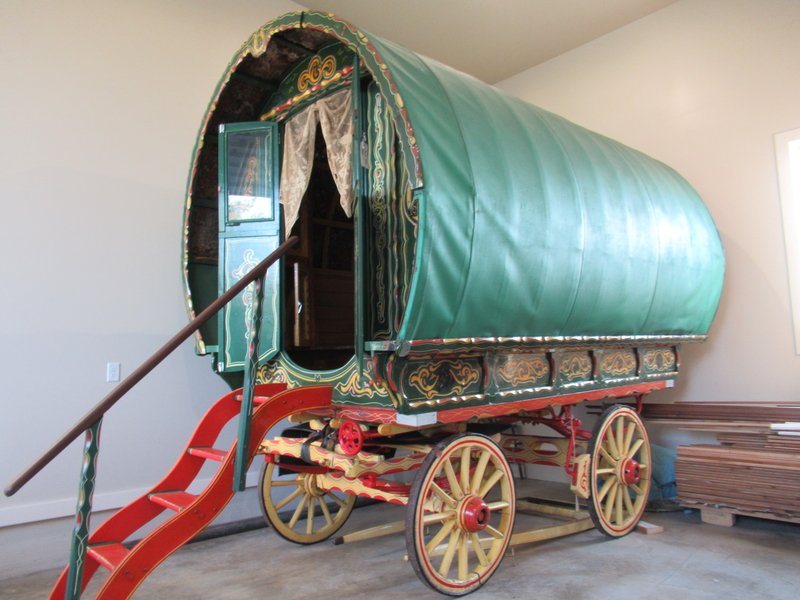 Carriage to be sold at Martins Auction