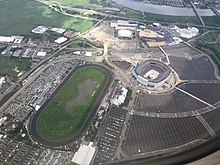 Meadowlands Sports Complex aerial