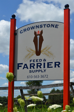 Crownstone Sign