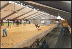Interior Indoor Arena